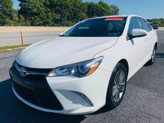 2016 TOYOTA CAMRY 4DR