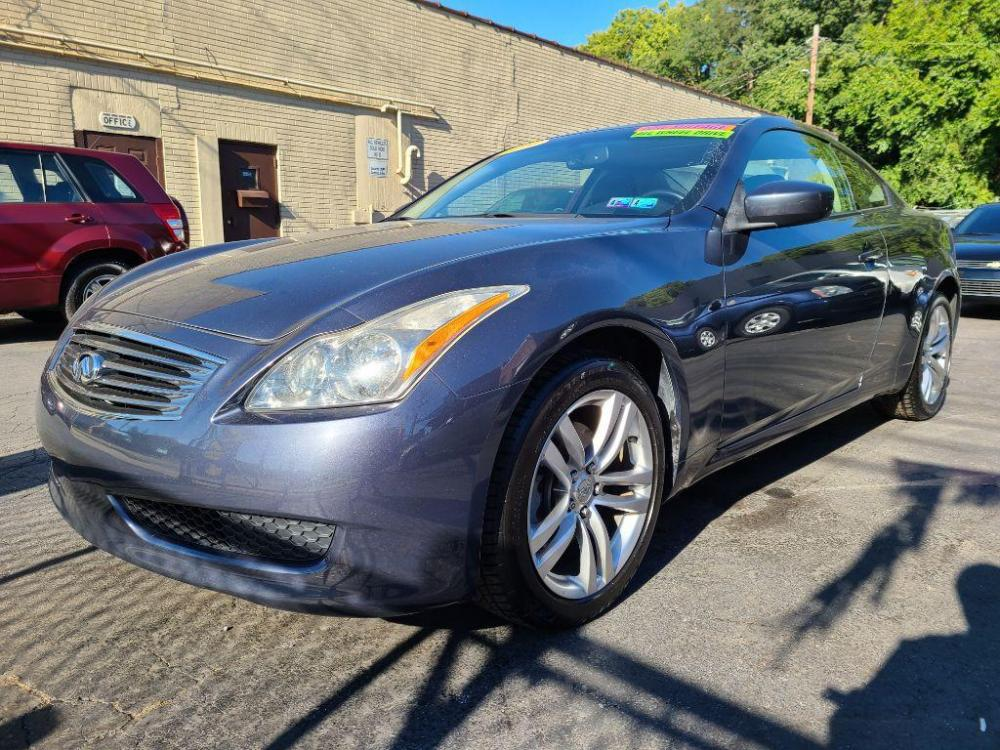 2009 GREY INFINITI G37 X (JNKCV64F39M) with an 3.7L engine, Automatic transmission, located at 7981 Paxton Street, Harrisburg, PA, 17111, (717) 561-2926, 40.261490, -76.749229 - Photo #0