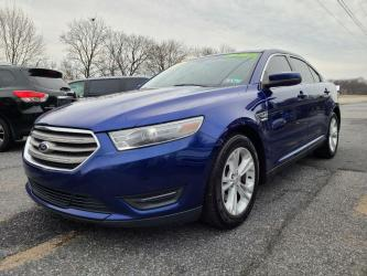 2013 FORD TAURUS 4DR