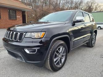 2017 JEEP GRAND CHEROKEE 4DR