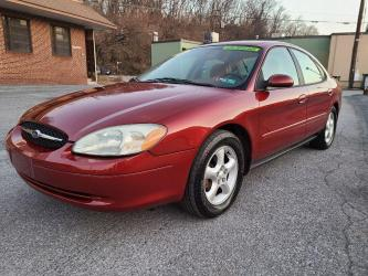 2000 FORD TAURUS 4DR