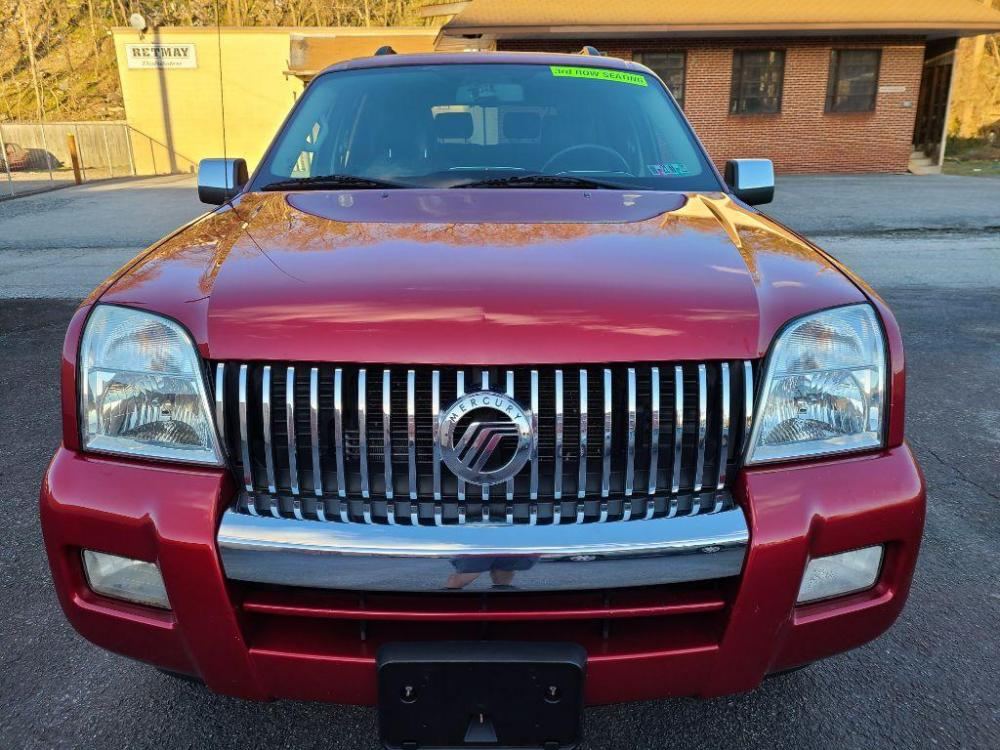 2008 RED MERCURY MOUNTAINEER PREMIER (4M2EU38E68U) with an 4.0L engine, Automatic transmission, located at 7981 Paxton Street, Harrisburg, PA, 17111, (717) 561-2926, 40.261490, -76.749229 - Photo #7