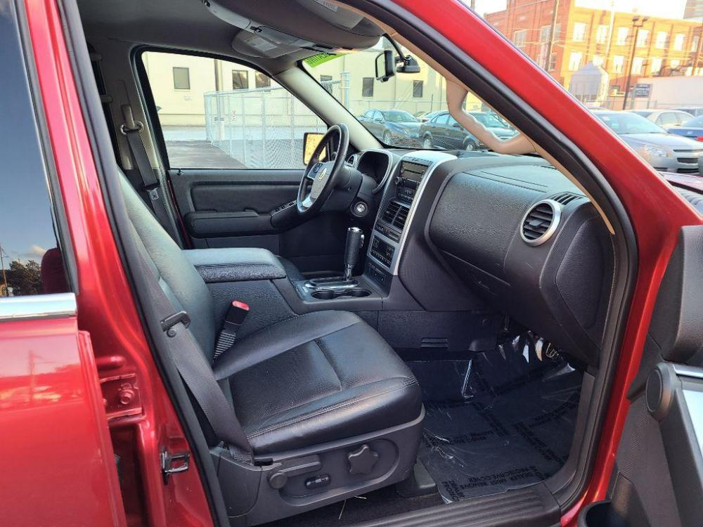 2008 RED MERCURY MOUNTAINEER PREMIER (4M2EU38E68U) with an 4.0L engine, Automatic transmission, located at 7981 Paxton Street, Harrisburg, PA, 17111, (717) 561-2926, 40.261490, -76.749229 - Photo #8
