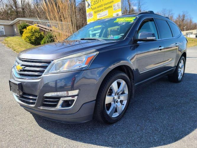 2013 CHEVROLET TRAVERSE 4DR