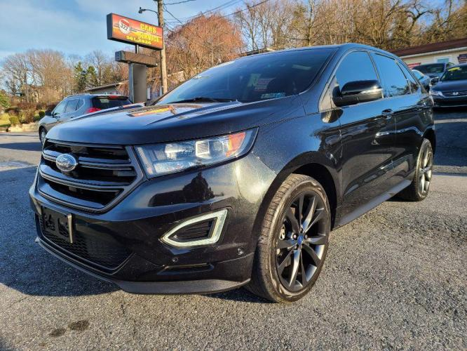 2015 FORD EDGE 4DR